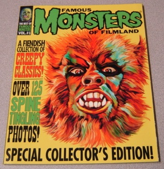 Image for The Best of Famous Monsters of Filmland, Vol. #1