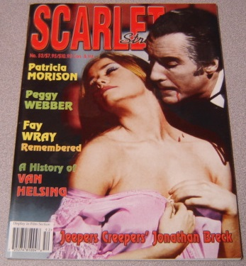 Image for Scarlet Street Magazine #52 2004 (Christopher Lee on Cover)
