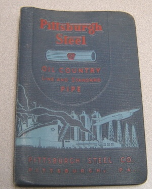 Image for Pittsburgh Steel Oil Country Tubular Goods Line Pipe & Standard Pipe Catalog