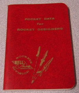 Image for Pocket Data For Rocket Designers, Second Edition