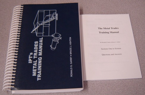 Image for IPT's Metal Trades Training Manual & Answer Book, Revised Edition, 2 Volumes