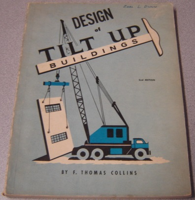 Image for Design Of Tilt-up Buildings, Second Edition