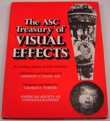 Image for The ASC Treasury Of Visual Effects