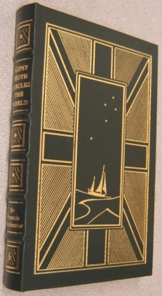 Image for Gipsy Moth Circles the World (The Leather Bound Nautical Library Ser.)