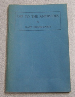 Image for Off To The Antipodes