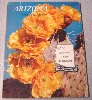Image for Arizona, Centennial Edition
