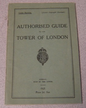 Image for Authorised Guide To The Tower Of London