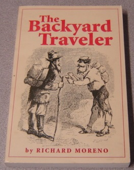 Image for The Backyard Traveler; Signed