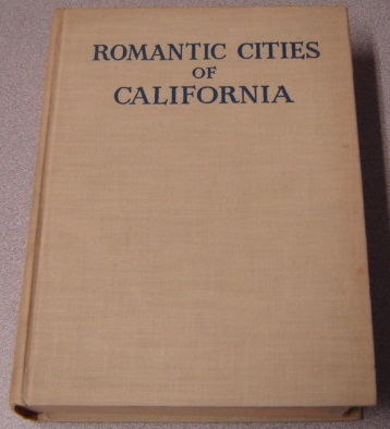 Image for Romantic Cities Of California
