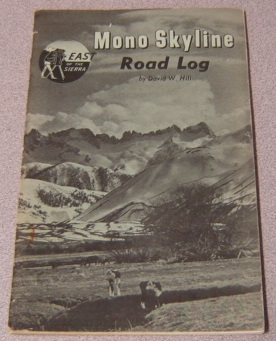 Image for Mono Skyline Road Log