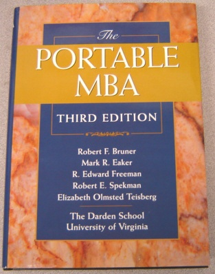 Image for The Portable MBA, 3rd Edition