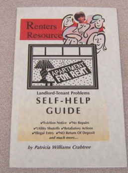 Image for Renters Resource, Landlord-Tenant Problems, Self-Help Guide