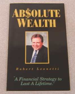 Image for Absolute Wealth:   A Financial Strategy to Last a Lifetime