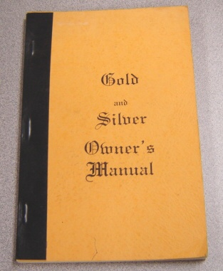 Image for Gold & Silver Owner's Manual
