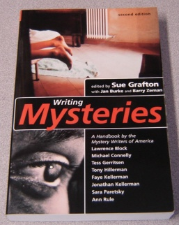 Image for Writing Mysteries: A Handbook By The Mystery Writers Of America, Second Edition