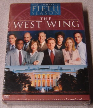 Image for The West Wing, Complete Fifth Season