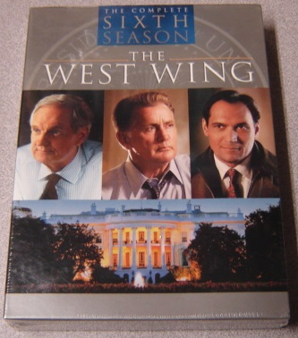 Image for The West Wing, Complete Sixth Season