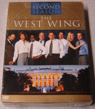 Image for The West Wing, Complete Second Season