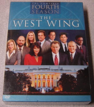 Image for The West Wing, Complete Fourth Season